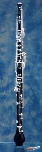 Patricola Cor Anglais F Wood Silver Plated Keys
